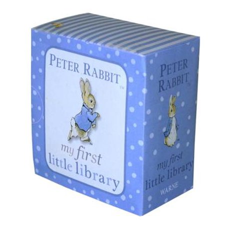Peter Rabbit : My First Little Library.