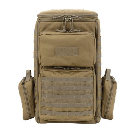 15-9047 RPG Pack, Range Bag, MOLLE, 2 Detachable Pouches thumbnail
