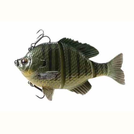 (Savage Gear 3D Blue Gill 5' 2oz Slow Sink Light Gill)