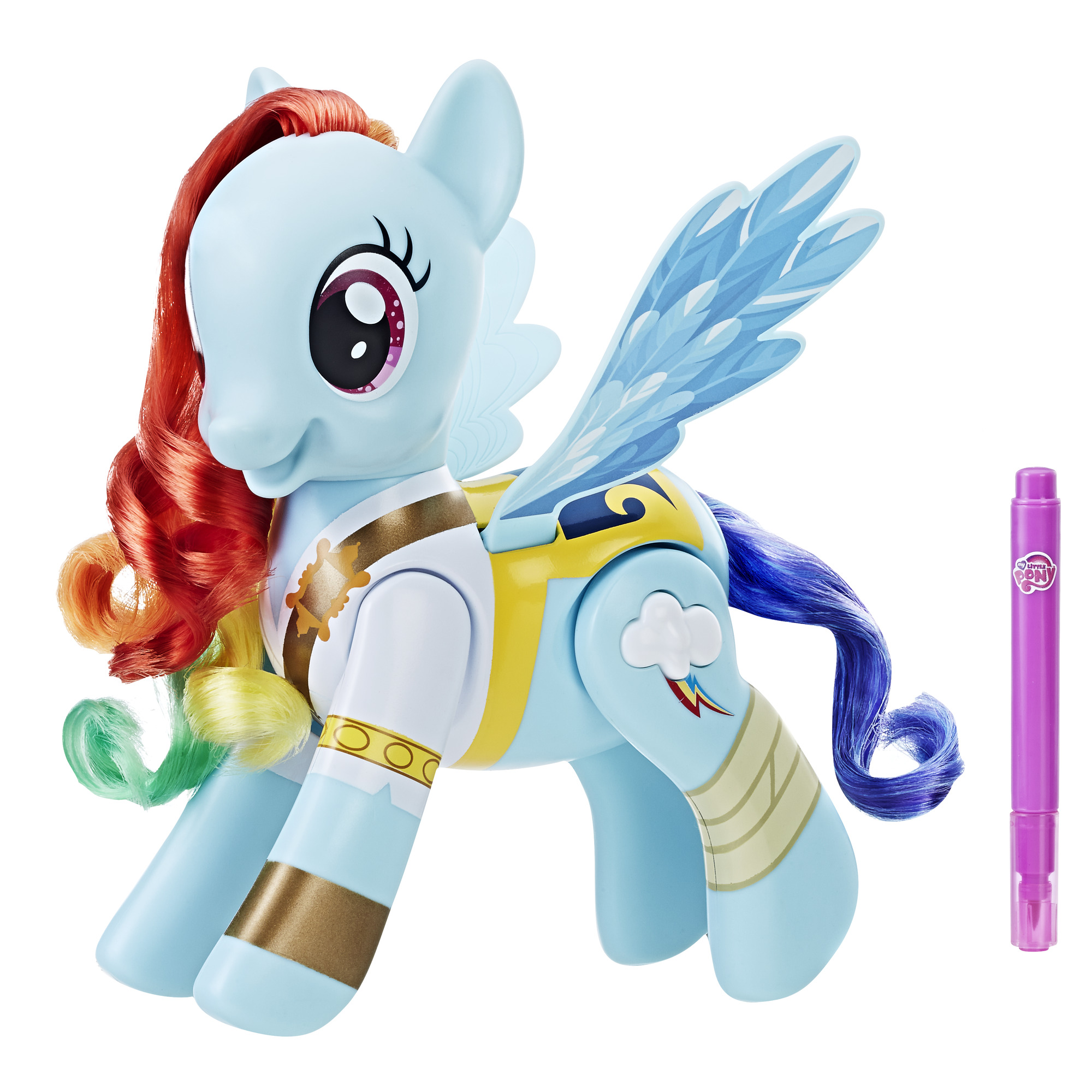 My Little Pony the Movie Flip & Whirl Pirate Rainbow Dash