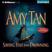 Saving Fish from Drowning - Audiobook