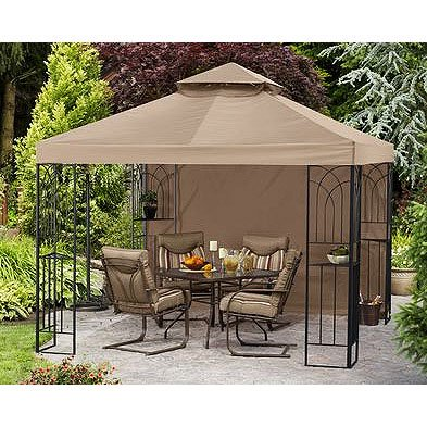 Garden Winds Replacement Canopy Top For Fred Meyer 10x10