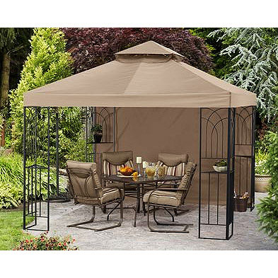 Delicieux Garden Winds Replacement Canopy Top For Fred Meyer 10x10 Gazebo