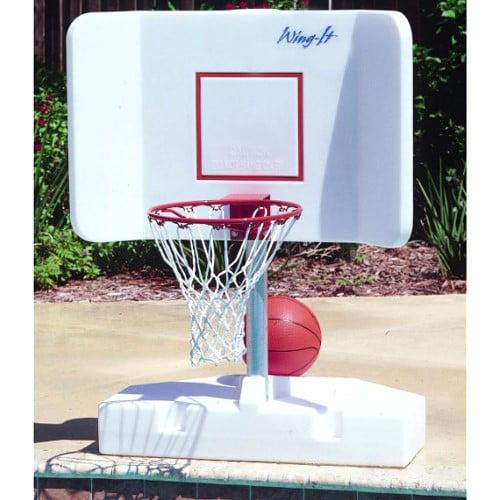 Pool Shot Products Pool Basketball Hoop by Pool Shot - Wi...