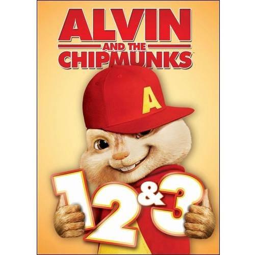 Alvin And The Chipmunks / Alvin And The Chipmunks: The Squeakquel / Alvin And The Chipmunks: Chipwrecked (Widescreen)