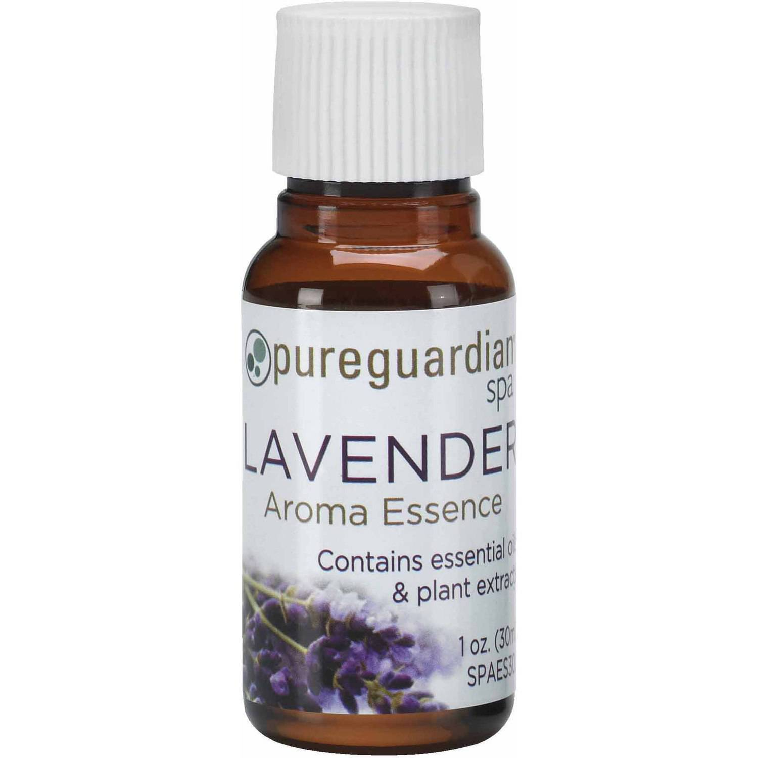 PureGuardian SPAES30L Lavender Aroma Essence with Essential Oil and Plant Extracts, 30 mL