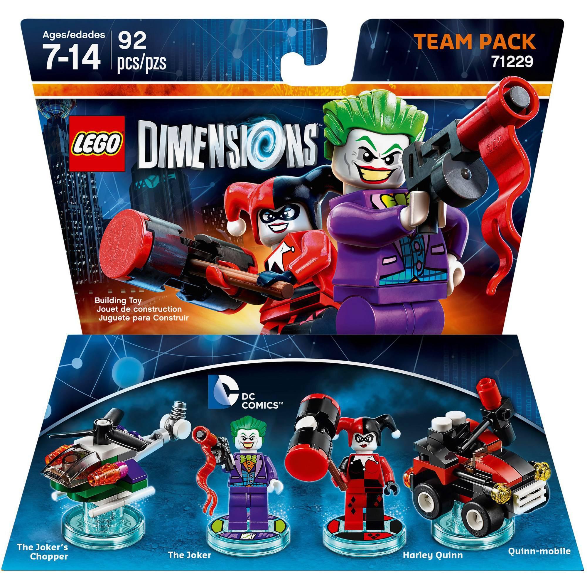 LEGO Dimensions DC Comics Team Pack (Universal)