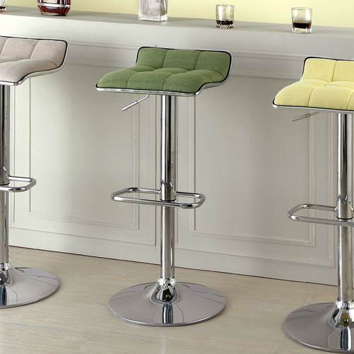 Hokku Designs Adjustable Height Swivel Bar Stool by Hokku Designs