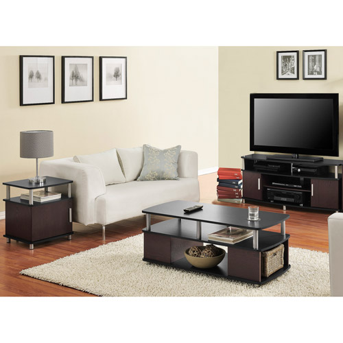 Carson 3-Piece Living Room Set, Multiple Finishes - Walmart.com