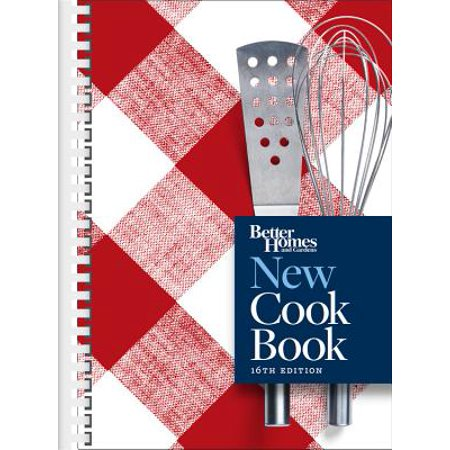 Better Homes and Gardens New Cook Book, 16th