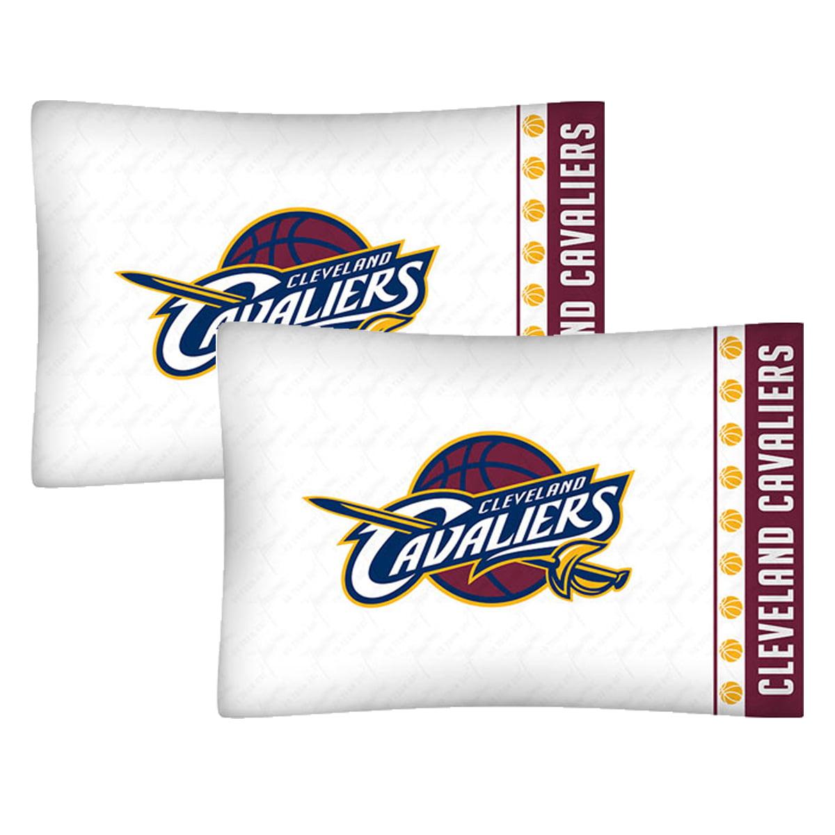 NBA Cleveland Cavaliers Pillowcase Set Basketball Bedding