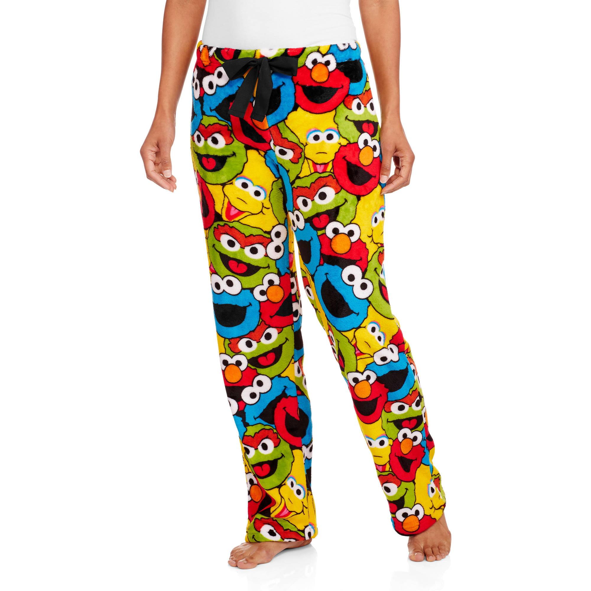 d0d560b2ef Women s Licensed Pajama Super Minky Plush Fleece Sleep Pants ...