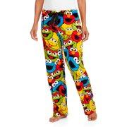 Women's Licensed Pajama Super Minky Plush Fleece Sleep Pants