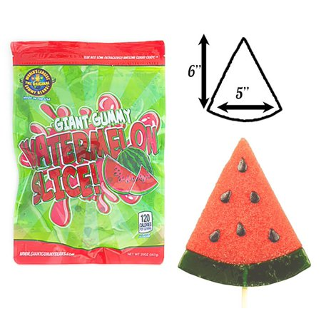 Giant Gummy Watermelon Slice (20oz)](Giant Gummy Snake)