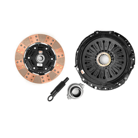 Competition Stage 3 Segmented Ceramic  Clutch 03-06 Mitsubishi Lancer Evo 7/8/9 5152-2600