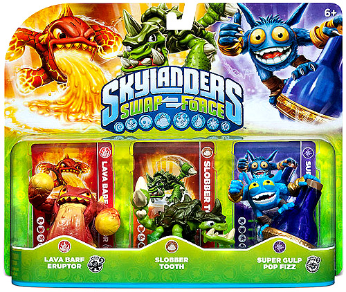 Skylanders Swap Force Super Gulp Pop Fizz | eBay