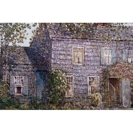 Hutchison House East Hampton Long Island Poster Print by  Childe