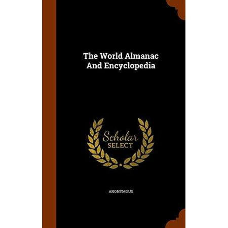 The World Almanac and Encyclopedia - image 1 de 1