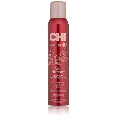 Chi Rose Hip Oil Color Nurture Dry UV Protecting Oil 5.3 fl oz - image 1 of 1