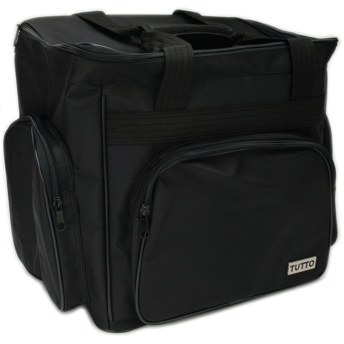 "Tutto Serger & Accessory Bag-14.5""X14.5"" Black"