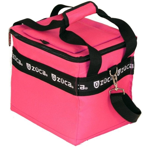 Zuca CoolZuca Cooler - Keeps Contents Hot or Cold (Pink)