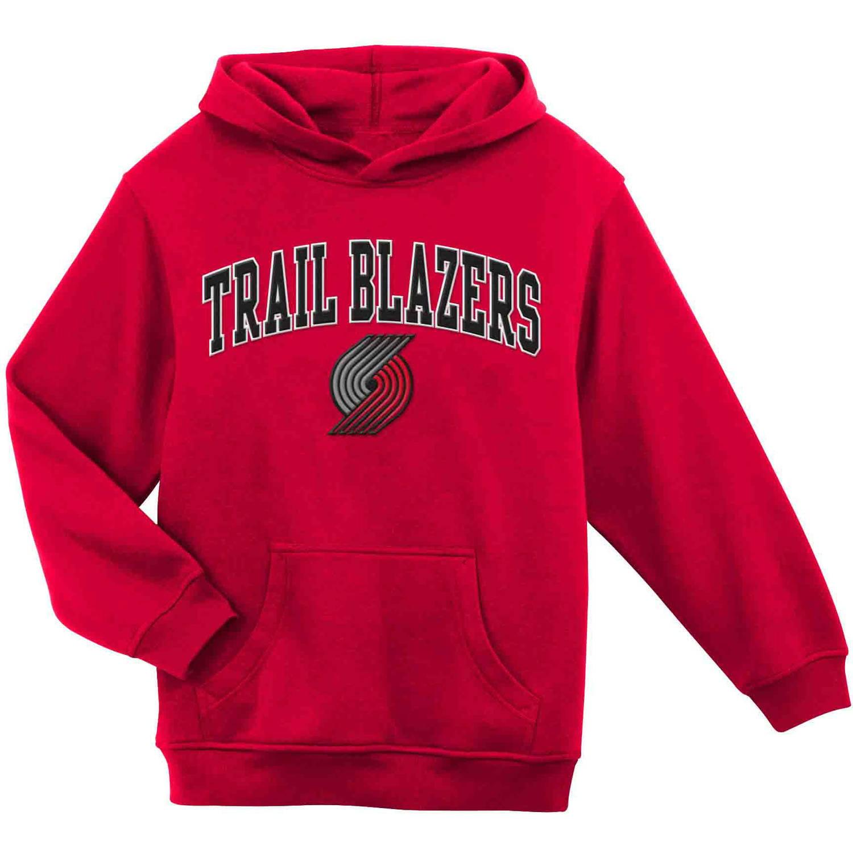 NBA Portland Trail Blazers Youth Team Hooded Fleece