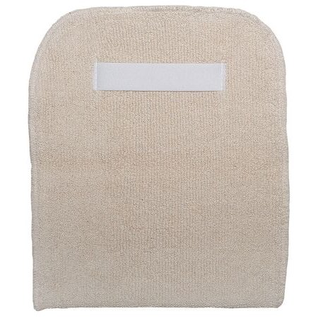 Condor 4JD55 Universal White Terry Cloth Bakers Pad