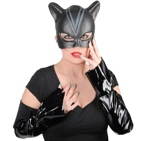 Catwoman Adult Costume Kit
