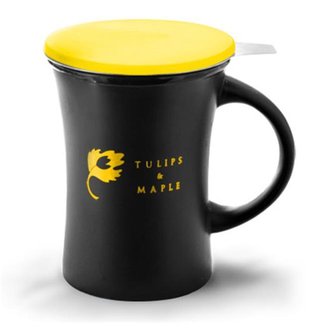 Ad-N-Art TD5-YELLOW Tea Party Mug Set in Yellow