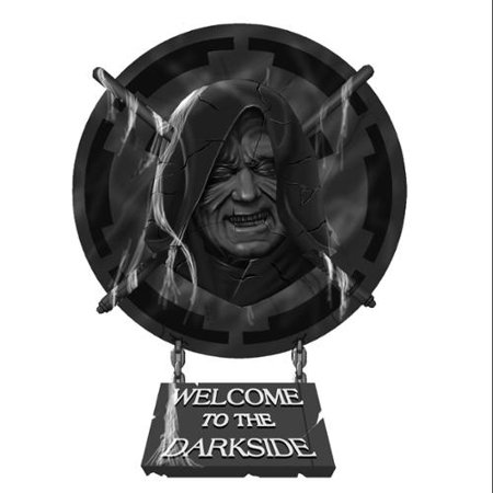 Star Wars Emperor Palpatine Wall Halloween - Dancing With Stars Halloween