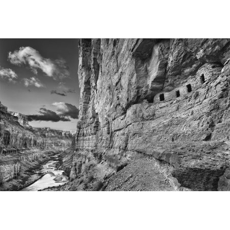 USA, Arizona, Grand Canyon, Colorado River, Float Trip from Nankoweap Print Wall Art By John