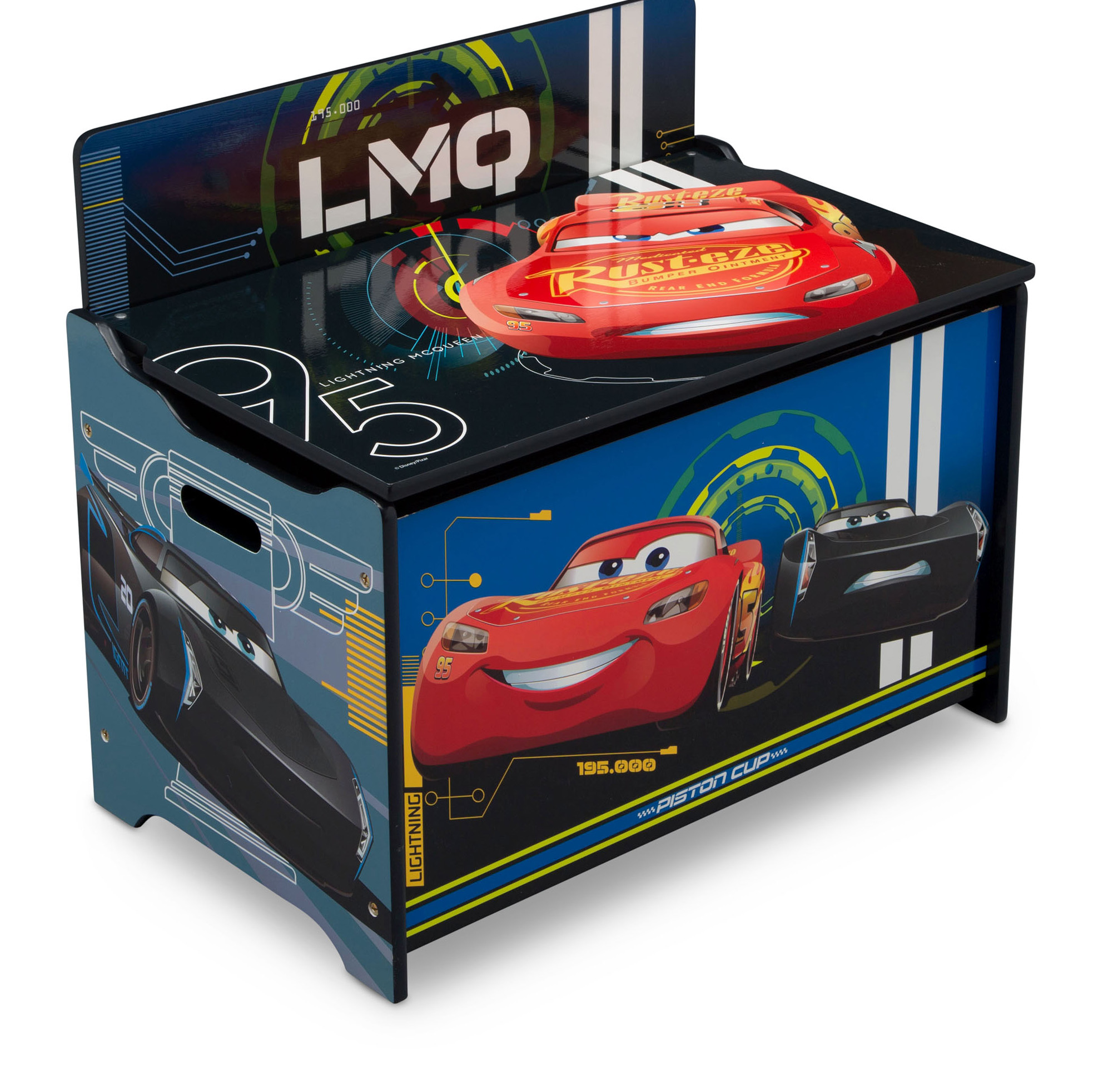 Disney/Pixar Cars Deluxe Toy Box