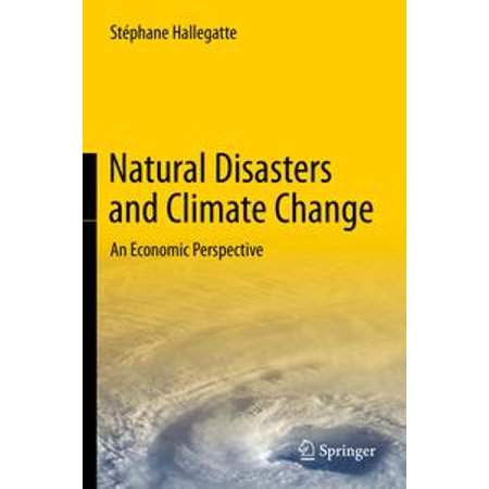 Natural Disasters and Climate Change - eBook