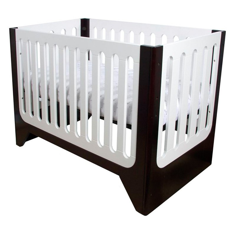 Arms Reach Aurora Contempo 4 in 1 Convertible Crib Collection