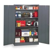 Edsal Storage Cabinet, Steel, 1UFE6