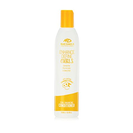 Perfect Curls Sulfate Free Shampoo, Conditioner & Curl Control Serum Set - Reduce Dry, Frizzy Hair for Perfect Curls with Ultimate Definition, Body, Bounce & Shine - Marc Daniels Professional - image 1 de 4