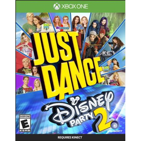 Ubisoft Just Dance Disney Party 2 - Entertainment Game - Xbox One (ubp50401069)