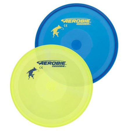 """Aerobie Dogobie Disc - 8"""" Diameter, Puncture and Tear Resistant Flying Disc (colours and styles may vary) - image 4 of 4"""