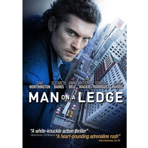 Man On A Ledge (With INSTAWATCH) (Widescreen)