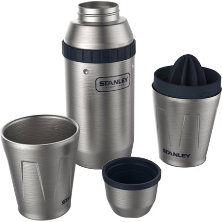 Stanley 20Oz Happy Hour Shaker And Two 7 Oz Cups