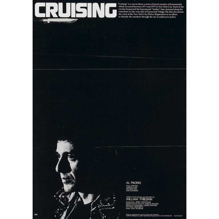 Cruising POSTER Movie B Mini Promo