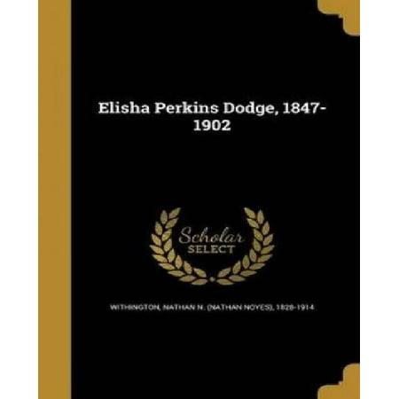 Elisha Perkins Dodge, 1847-1902 - image 1 of 1
