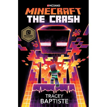 Minecraft: The Crash: An Official Minecraft Novel (Hardcover) - Minecraft Craft Ideas For Kids