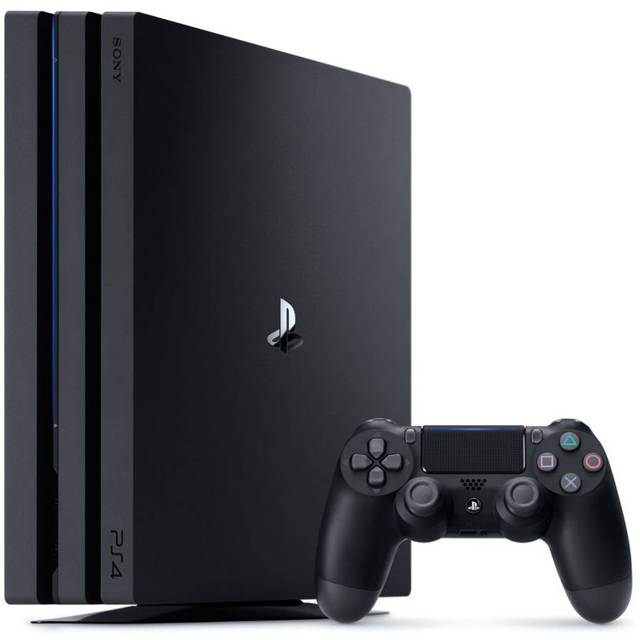 PlayStation 4 Pro 1TB Gaming Console, Black, 3001510 by Sony PlayStation