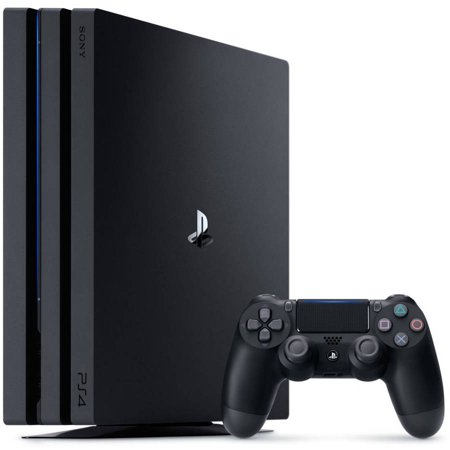 Playstation 4 Pro 1Tb Gaming Console  Black  3001510