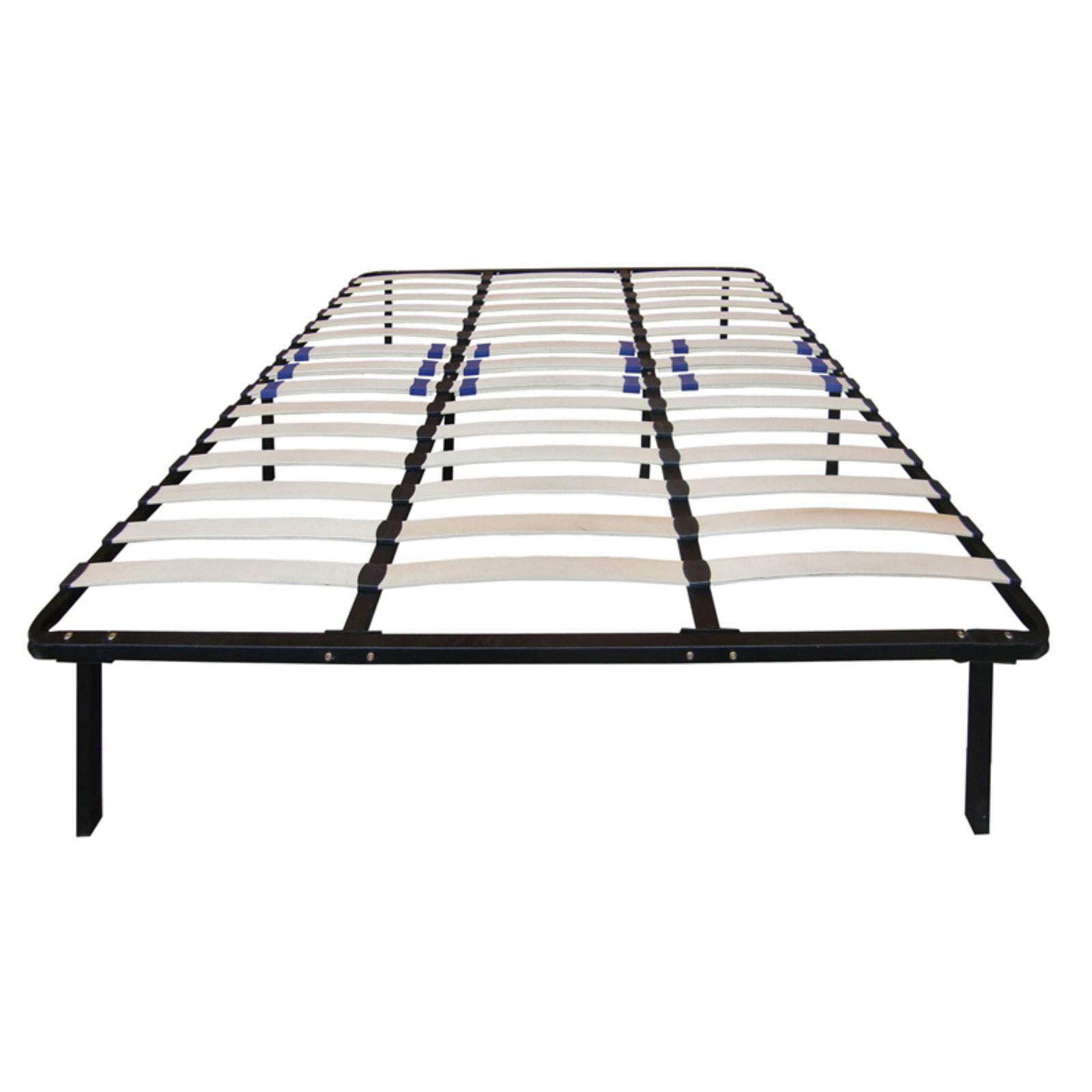 Pure Posture Wood Slat Bed Frame