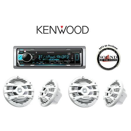 Refurbished Kenwood KMR-M315BT Digital Media Receiver 2