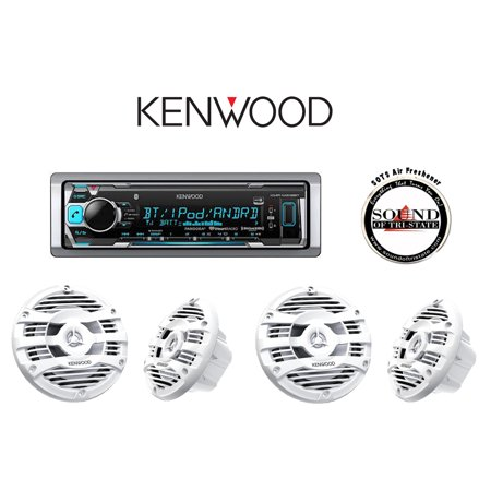 Refurbished Kenwood KMR-M315BT Digital Media Receiver 2