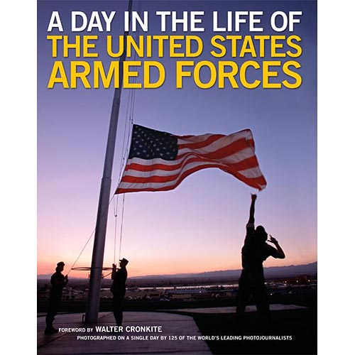 A Day in the Life of the United States Armed Forces: Defenders of America's Freedoms