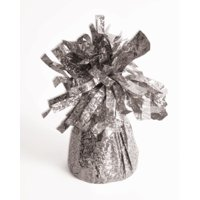 Foil Balloon Weight, Silver, 1ct